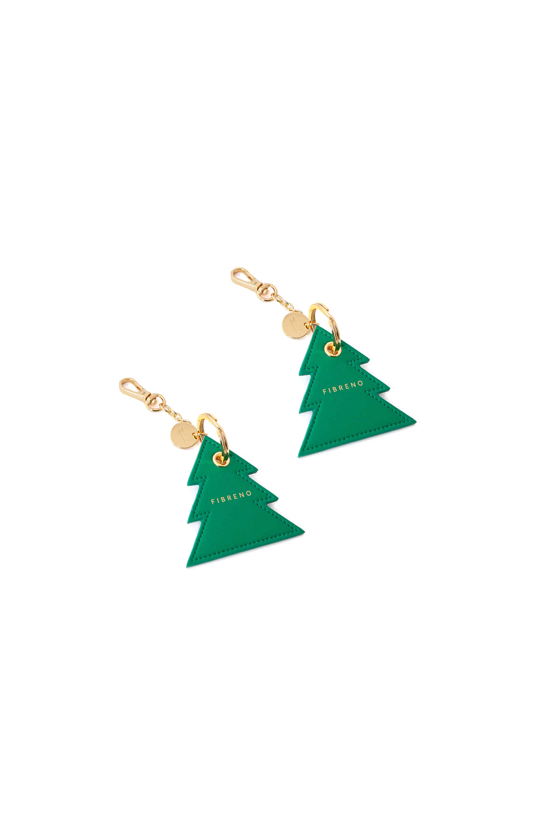 KEYRING TREE 11 Tamani Green