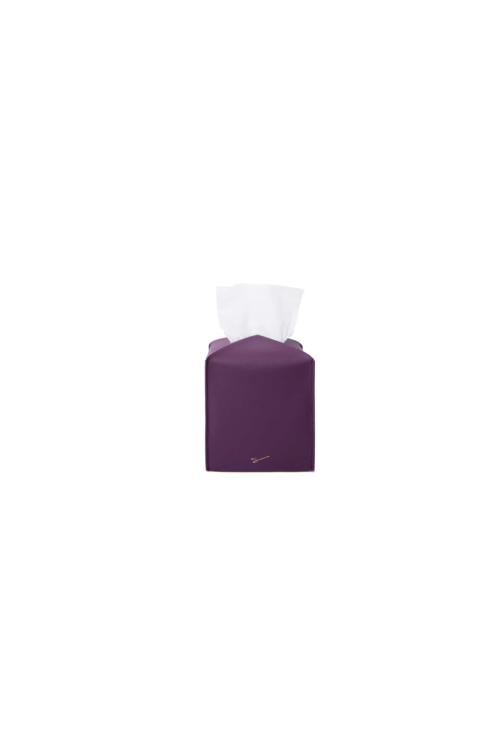 TISSUE CASE S 18 Purple