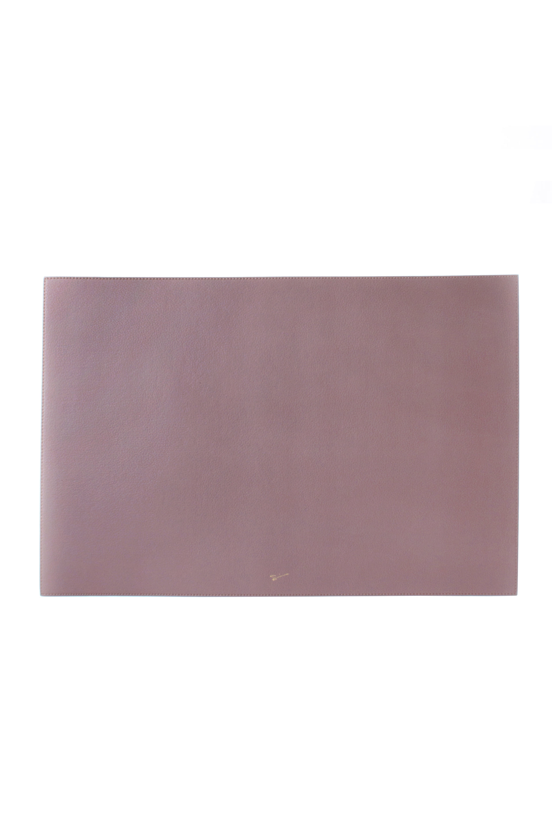 DESK PAD 19 Mulberry Purple