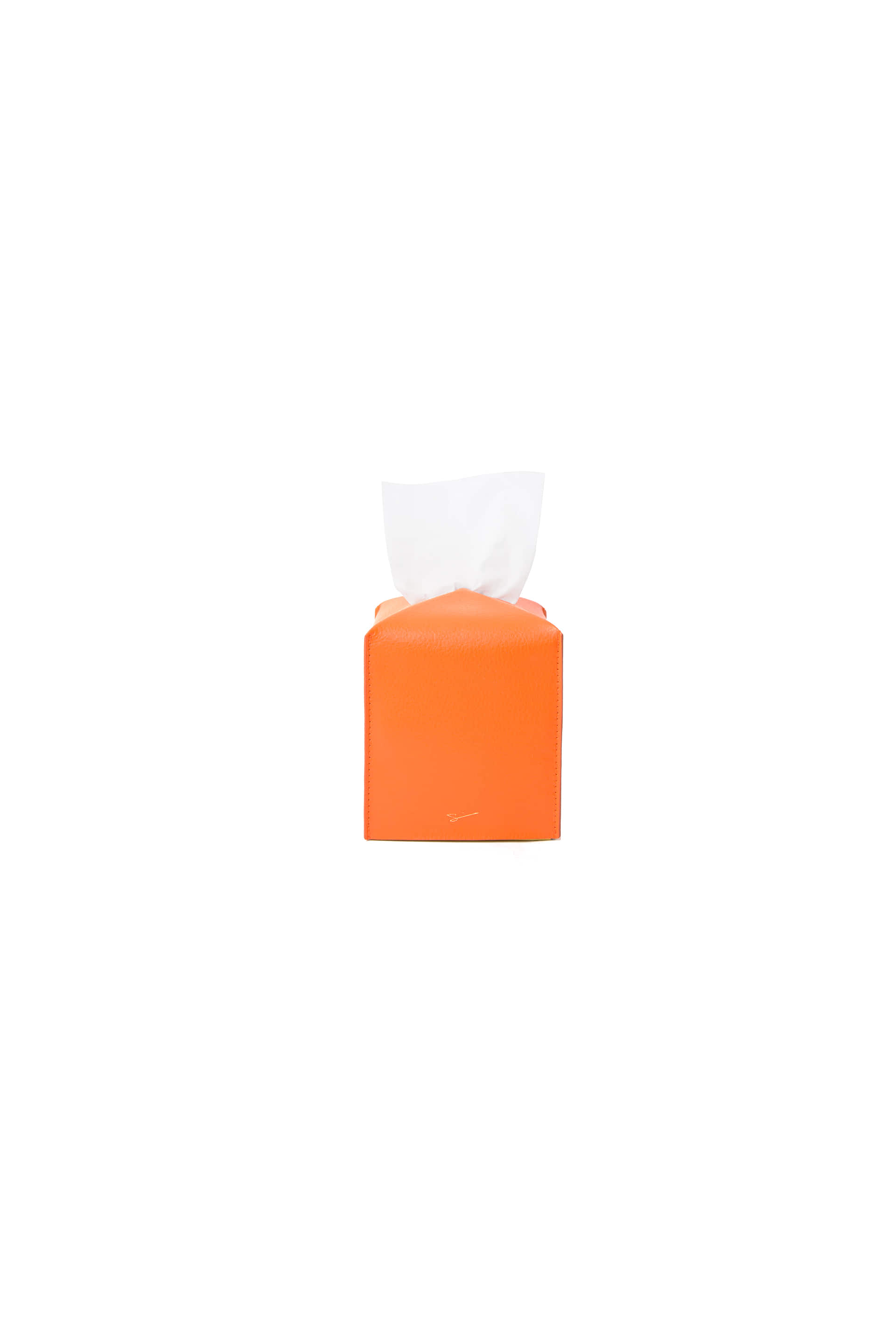 TISSUE CASE S 03 Orange