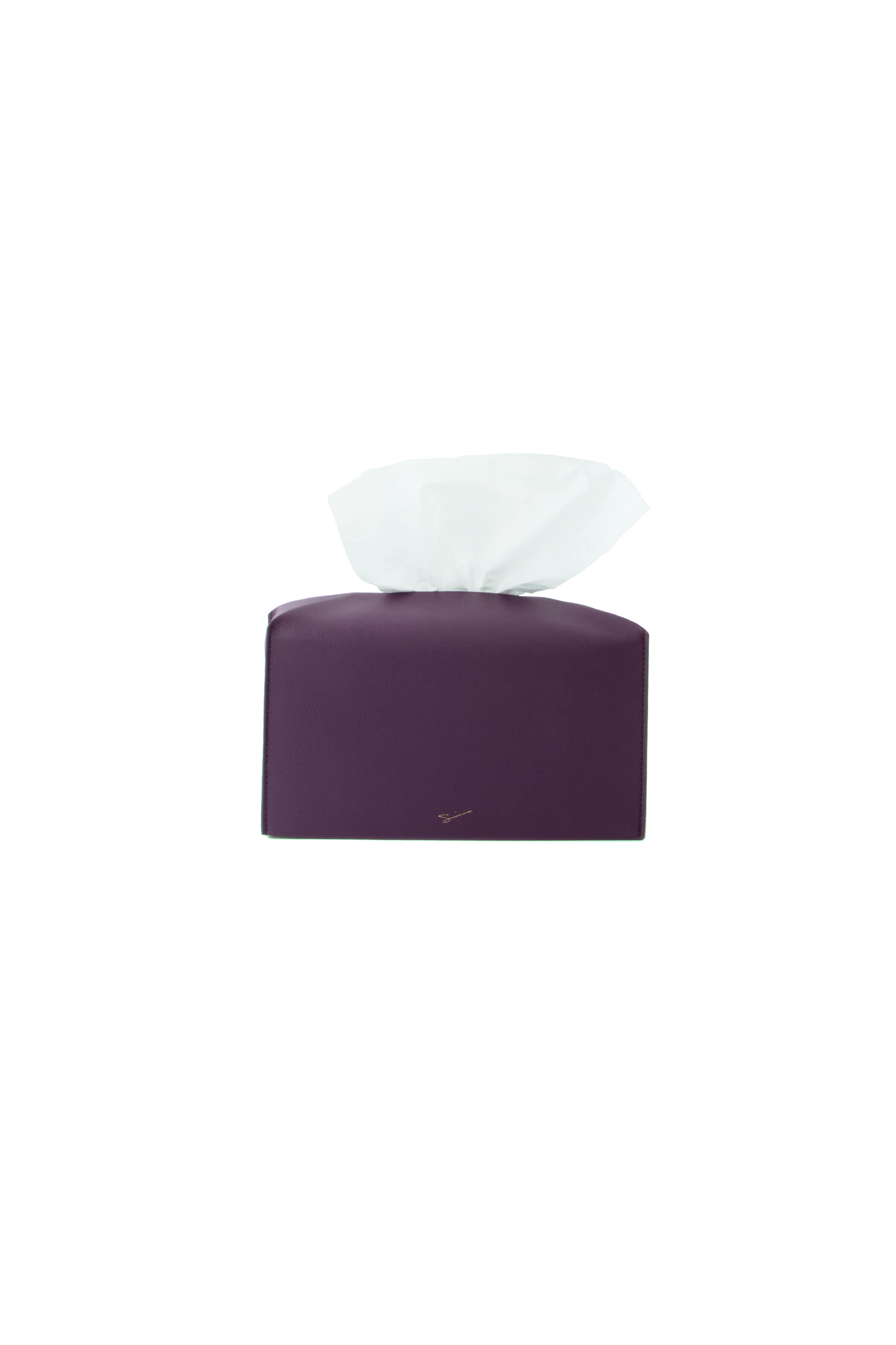 TISSUE CASE L 18 Purple