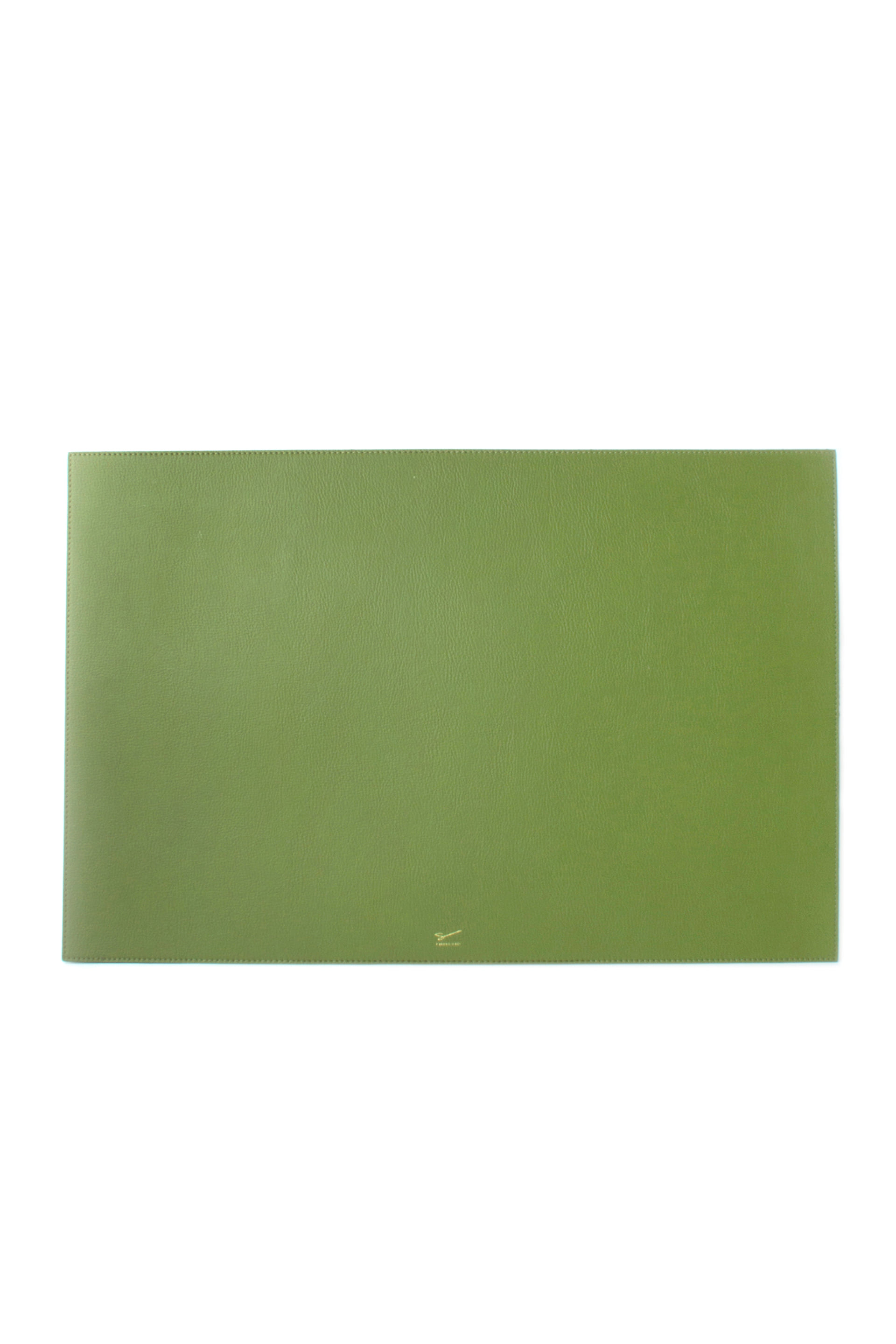DESK PAD 10 Deep Olive