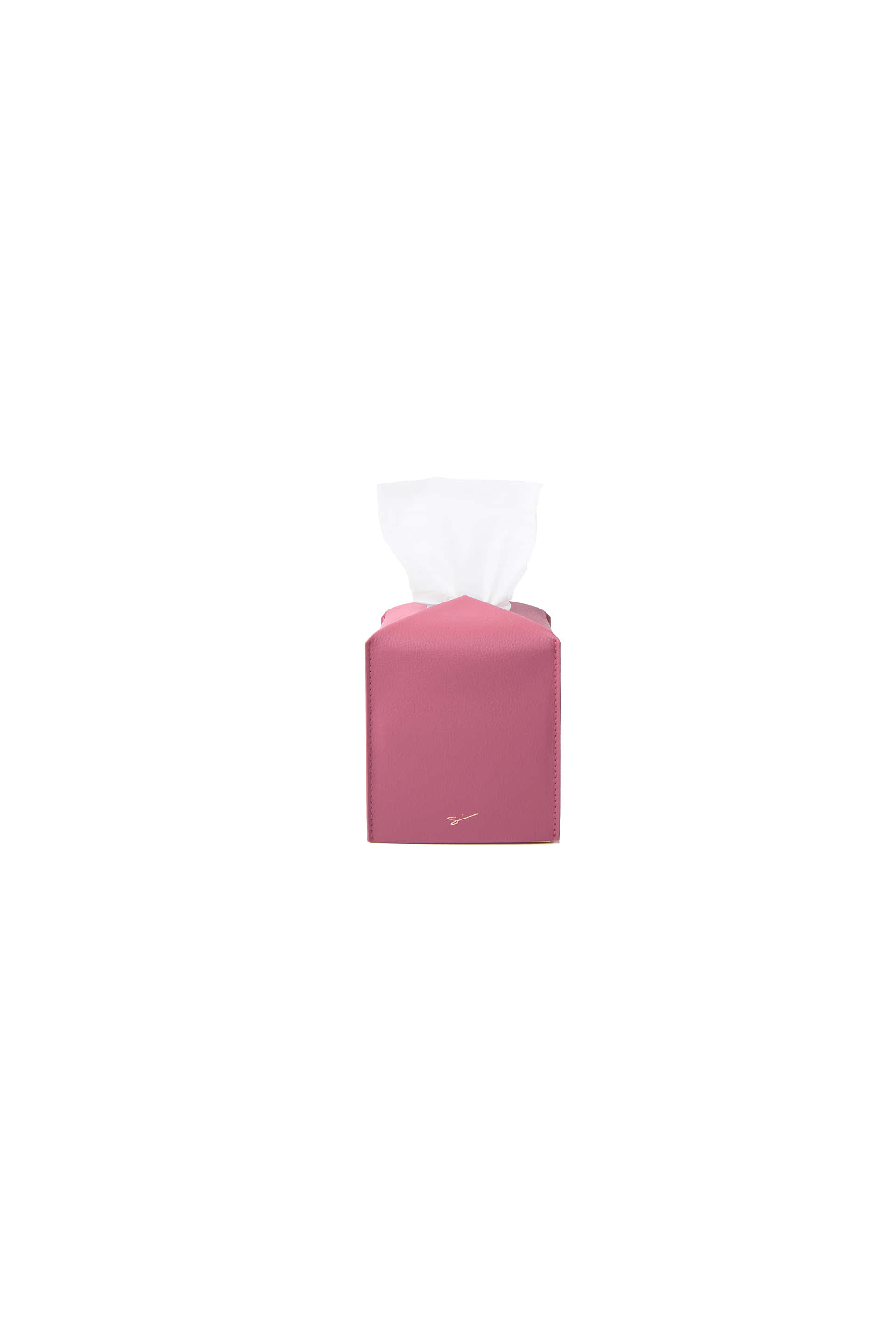 TISSUE CASE S 05 Cherry Pink