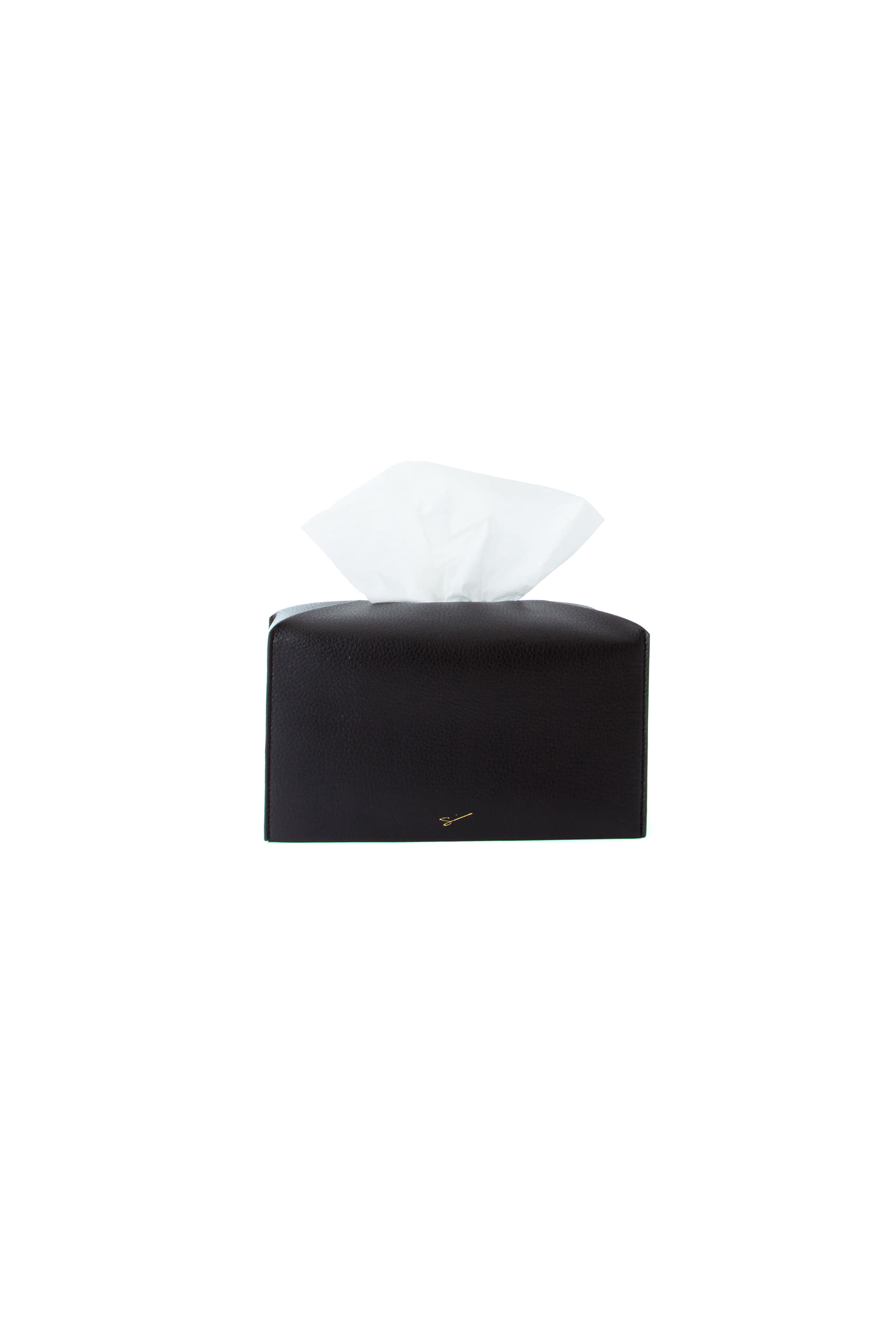 TISSUE CASE L 22 Black